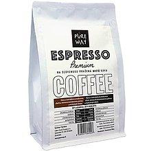 Potraviny - Espresso mletá káva Pure Way 200g PREMIUM - 11224019_