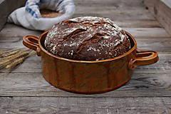 Forma na pečenie chleba - KLASY - okrúhla