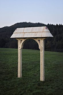 Nezaradené - Vstupná brána - 11224831_