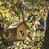 Pre zvieratká - Krmítko pre vtáčiky - 11225663_
