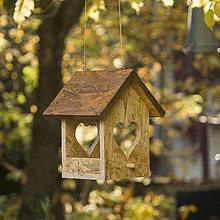 Pre zvieratká - Krmítko pre vtáčiky - 11225370_