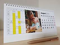 Grafika - Krížovkový kalendár - 11223269_