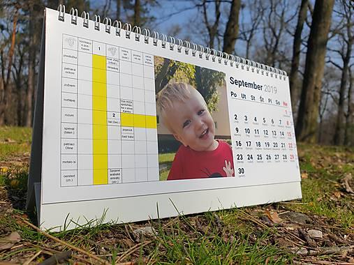 Krížovkový kalendár