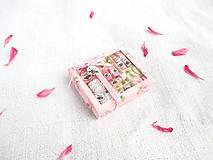 Hračky - Mini balíček prírodnej kozmetiky pre Barbie - 11226323_