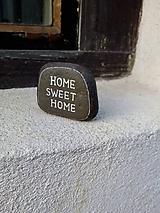 Dekorácie - HOME - Na kameni maľované - 11227220_