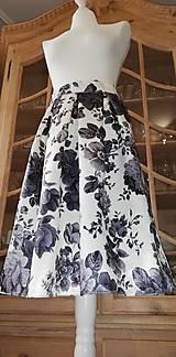 Sukne - Slávnostná sukňa - 11223387_