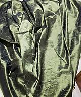 Sukne - Dlhá taftová sukňa - 11226168_