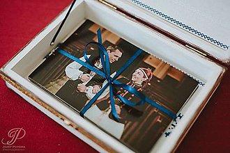 Krabičky - Svadobný fotobox - 11227245_