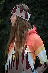 Ozdoby do vlasov - SPORTY WORLD  - termo čelenka - 11227190_