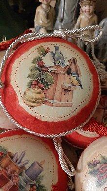 Dekorácie - ...zamatové Vianoce - 11226054_