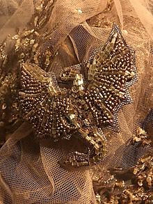 Odznaky/Brošne - Brošňa Drako zlatá - 11230434_