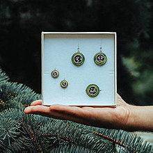 Sady šperkov - Rodinná strieborná súprava - Ranná rosa - 11227897_