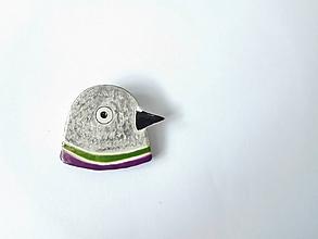 Odznaky/Brošne - brošňa holub - 11227826_
