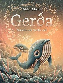 Hračky - Gerda - Strach má veľké oči (SK) - 11231085_