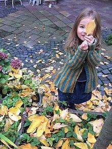 Detské oblečenie - vlneny sveter - 11229096_