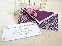 Papiernictvo - Lady Violet - 11228998_