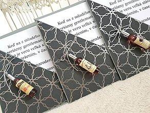 Papiernictvo - Milovník vína - 11229006_