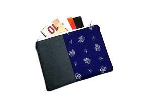 Peňaženky - taštička do kabelky 15,5x11cm - 11230167_