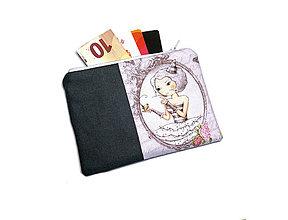 Taštičky - taštička do kabelky 15,5x11cm - 11230180_