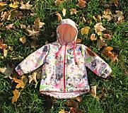 Detské oblečenie - Bunda - 11227682_