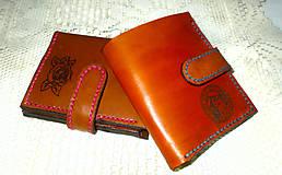 Peňaženky - Peňaženka pánska,dámska - 11227609_