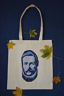 """Nákupné tašky - Nákupná taška """"Najväčší Slovák - Ludevít"""" - 11229149_"""