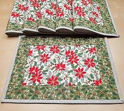 Úžitkový textil - Sada 6 kusov prestieraní - 11230621_