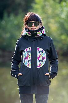 Kabáty - Sshell bunda HIRSCH - 11232571_