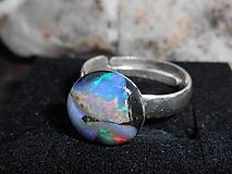 Prstene - mystic opals-ring-prsteň:zdarma poštovné! - 11235299_