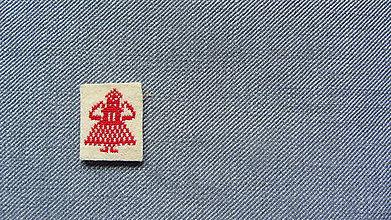 Magnetky - magnetka čataj - 11231387_