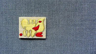 Magnetky - magnetka jablonica - 11231414_