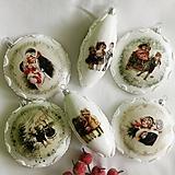 Dekorácie - Vianočné ozdoby - Deti v zime II. - 11232733_