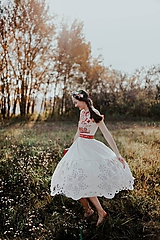 Šaty - madeirové šaty Poľana - 11234024_