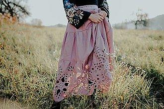 Sukne - Madeirová sukňa Poľana - 11233924_