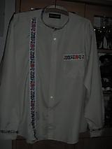 Košele - Pánska košeľa - 11233594_