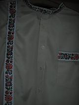 Košele - Pánska košeľa - 11233600_