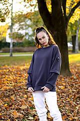 Mikina MOCCA grey