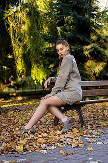 Mikiny - Mikina MOCCA light brown - 11234864_