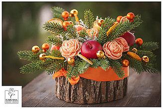 Dekorácie - Vianočná dekorácia - 11233958_
