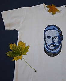 """Detské oblečenie - Detské tričko """"Najväčší Slovák - Ludevít"""" - 11231651_"""