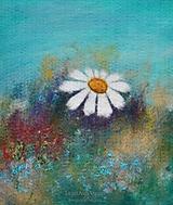 """Obrazy - Arttexový obraz """"Nebeské margarétky I."""" - 11237502_"""