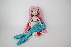 Hračky - Morská panna - 11237827_