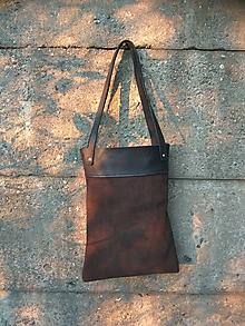 Nákupné tašky - Hobo taška, prostá, II.generácia - 11237688_