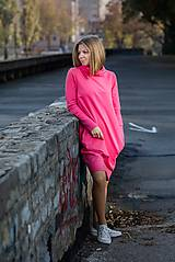 "Detské oblečenie - Teplákové šaty ""mama a dcéra"" ♥ Cleo - 11236711_"
