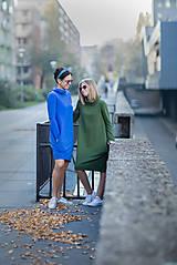 Šaty - Dámske teplákové šaty Herinn - 11236829_