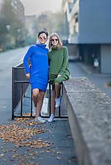Šaty - Dámske teplákové šaty Herinn - 11236841_