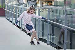 """Detské oblečenie - Teplákové šaty """"mama a dcéra"""" ♥ Lorelei - 11236984_"""