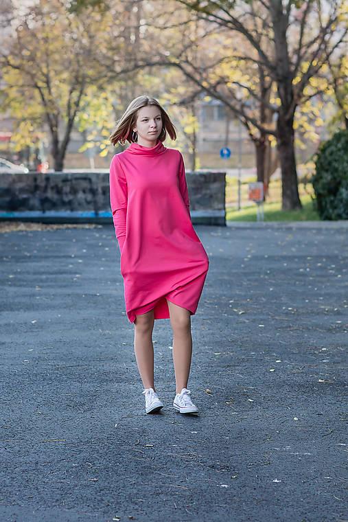 """Teplákové šaty """"mama a dcéra"""" ♥ Cleo"""