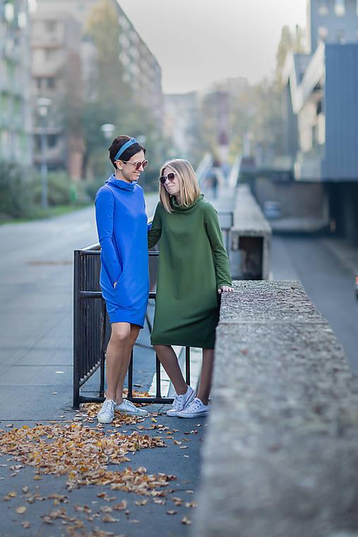 Dámske teplákové šaty Mer