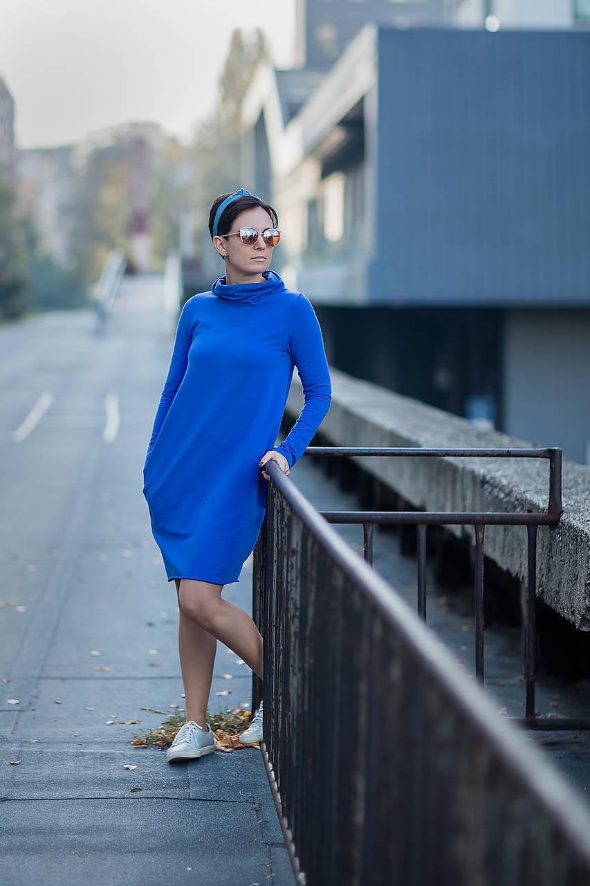 Dámske teplákové šaty Mer so ♥